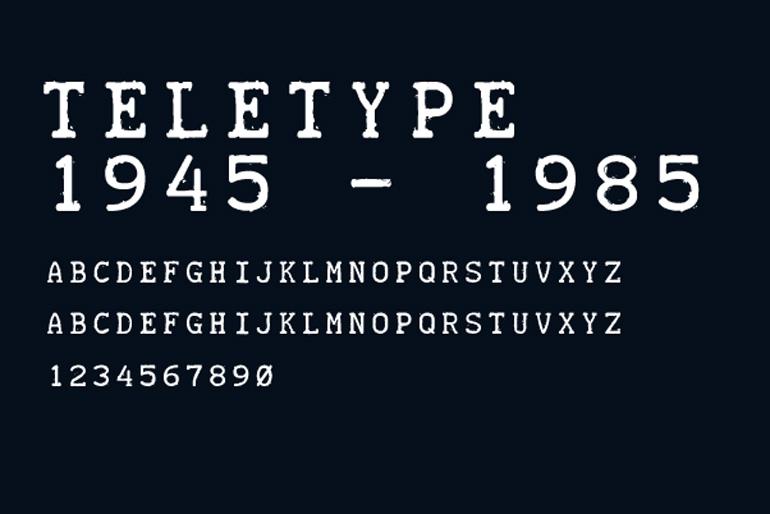 08-Teletype