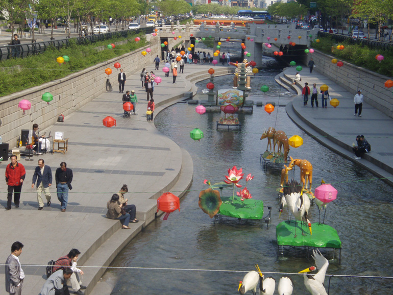 Cheonggyecheon-15