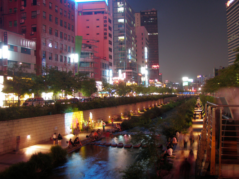 Cheonggyecheon-19