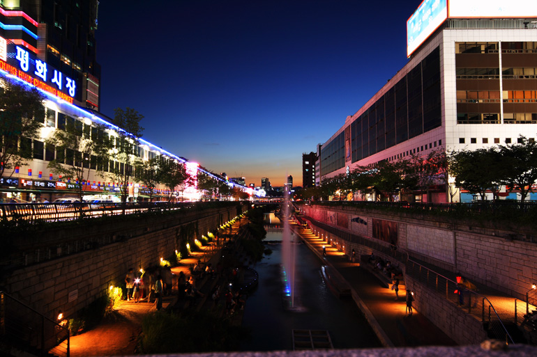 Cheonggyecheon-21