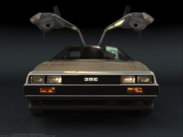 01delorean