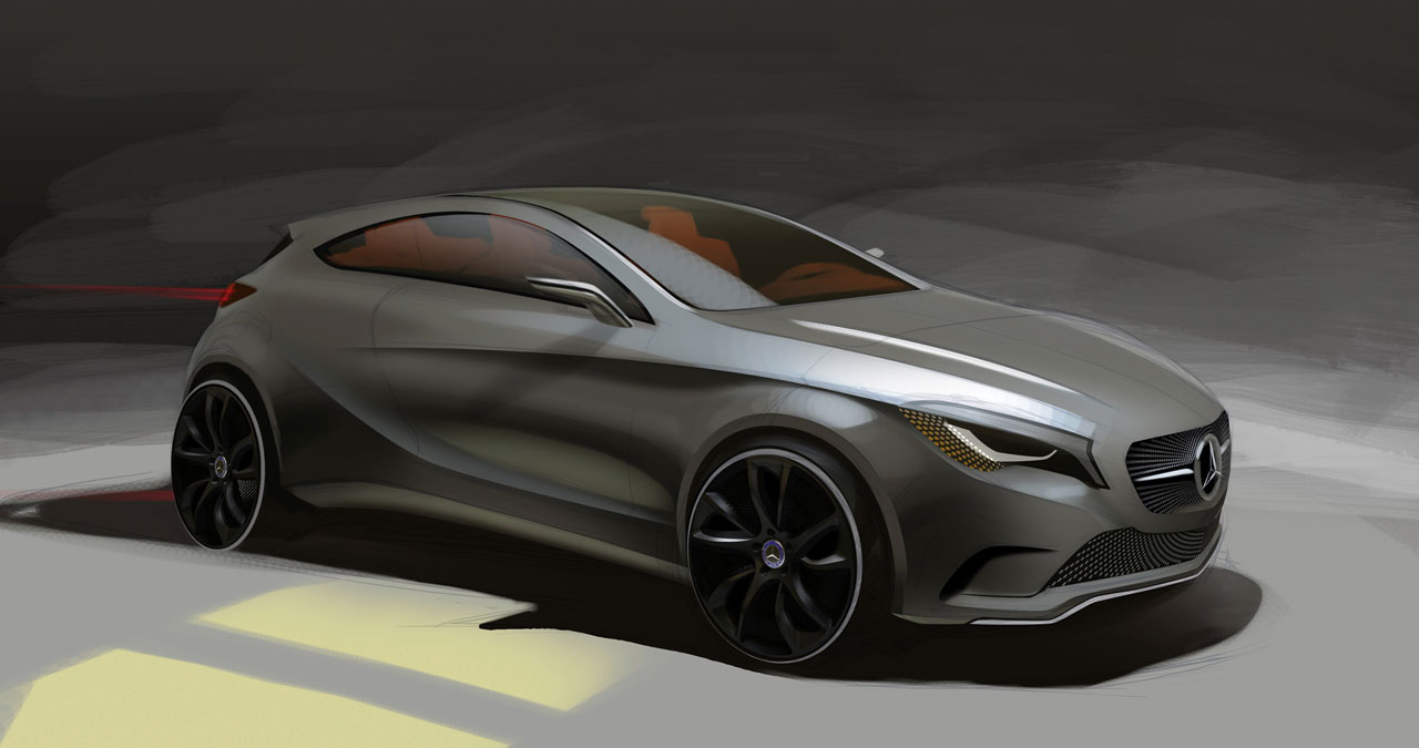 06_Mercedes-Benz-Concept-A-Class-Design-Sketch-06